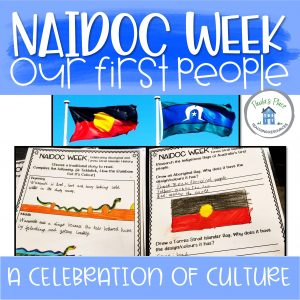 Samples of work for NAIDOC Week